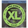 Set di corde per basso elettrico D'Addario EPS165 Pro Steels .045-105