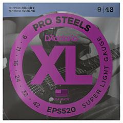 D'Addario EPS520 Pro Steels .009-042 « Electric Guitar Strings