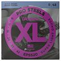 D'Addario EPS520 Pro Steels .009-042  «  Cuerdas guitarra eléctr.