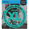 Cuerdas guitarra eléctr. D'Addario EXL158 Nickel Wound .013-062