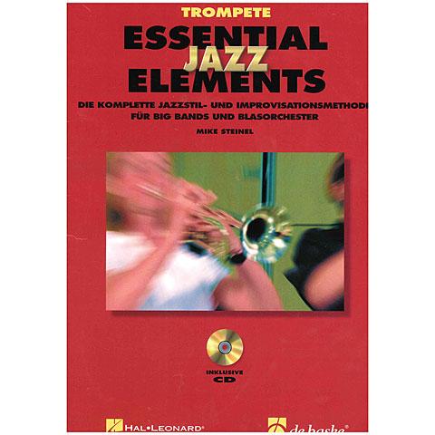 Manuel pédagogique De Haske Essential Jazz Elements