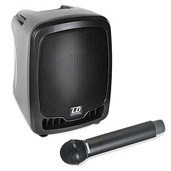 LD Systems Roadboy 65 « Set sono PA sur batterie