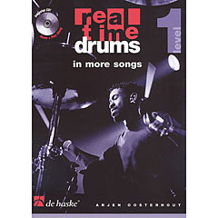 De Haske Real Time Drums in More Songs (D) « Play-Along