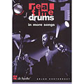 Play-Along De Haske Real Time Drums in more Songs