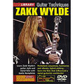 DVD Roadrock Lick Library Zakk Wylde Guitar Techniques, DVDs