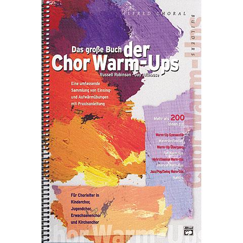 Alfred KDM Das große Buch der Chor Warm-U
