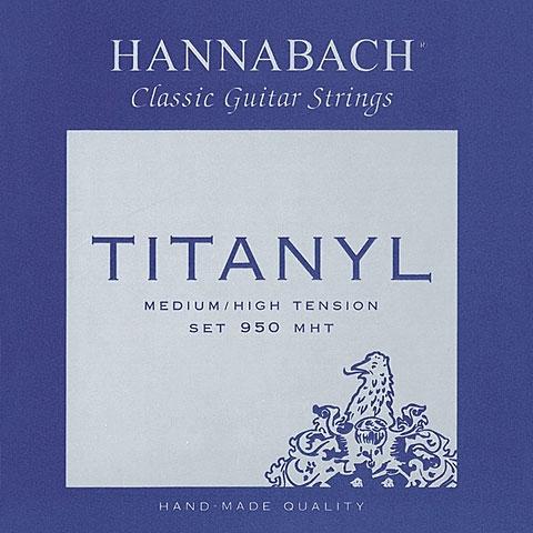 Hannabach 950 MHT Titanyl