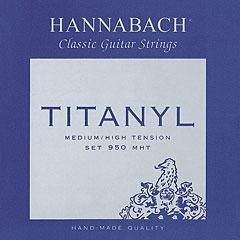 Hannabach 950 MHT Titanyl « Cuerdas guit. clásica