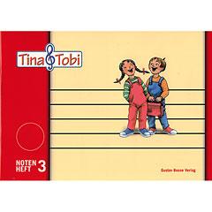 Bärenreiter Tina & Tobi Notenheft 3 « Musikal. Früherziehung