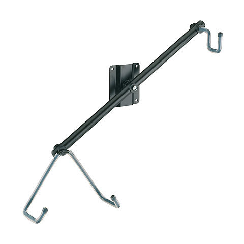 Soporte pared instr. K&M 16295 Wall Mount for Electric Guitar