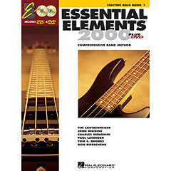 De Haske Essential Elements Book 1 - E-Bass « Lehrbuch