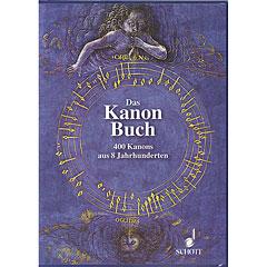 Schott Das Kanon-Buch « Partitions choeur