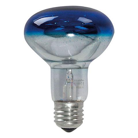 Omnilux R80 230 V / 60 W E-27 blue