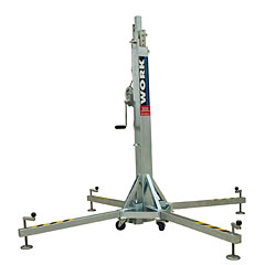 Work LW-185R « Tripod Traverse Lift