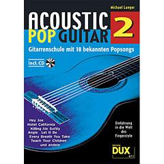 Dux Acoustic Pop Guitar 2 « Lehrbuch