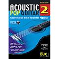 Instructional Book Dux Acoustic Pop Guitar Bd.2