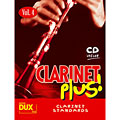Dux Clarinet Plus! Vol.4  «  Play-Along