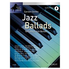 Schott Piano Lounge Jazz Ballads « Notenbuch