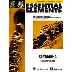 De Haske Essential Elements 1 - Clarinet Boehm « Manuel pédagogique