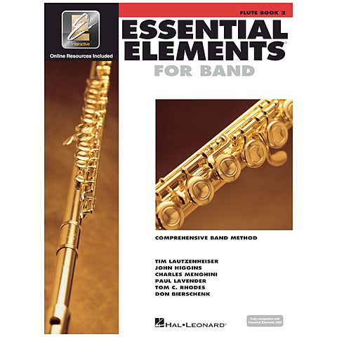 Libros didácticos De Haske Essential Elements Bd.2