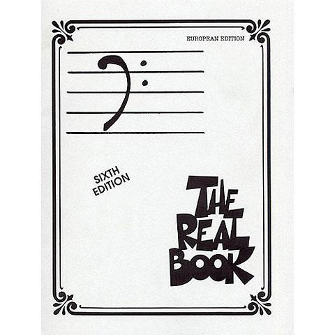 Cancionero Hal Leonard The Real Book Vol. I Bass (6th ed.)