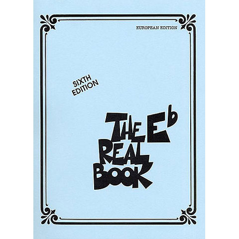 Songbook Hal Leonard The Real Book Vol. I Eb (6th ed.)