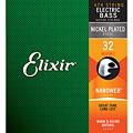 Cuerdas bajo eléctrico Elixir Nanoweb 6th Medium C .032