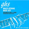 Electric Bass Strings GHS Double Ball 5L-DBB
