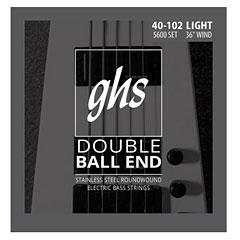 GHS Double Ball 5600 light « Saiten E-Bass