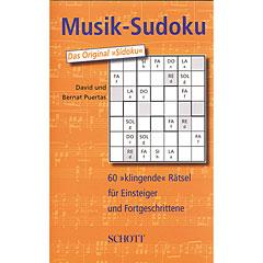Schott Musik-Sudoku « Spiel