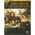 Warner The Lord of the Rings Instrumental Solos for Alto-Sax « Play-Along