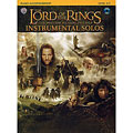 Play-Along Warner The Lord of the Rings Trilogy Piano Accompaniment