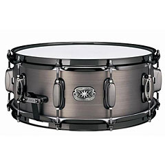 "Tama Steel Series 14"" x 5,5"" Snare Drum with Black Nickel Hardware « Caisse claire"