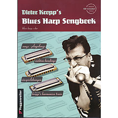 Voggenreiter Dieter Kropp´s Blues Harp Songbook « Music Notes