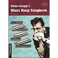 Libro de partituras Voggenreiter Kropp´s Blues Harp Songbook