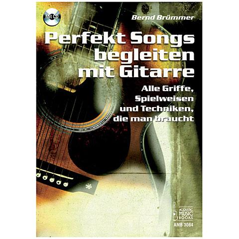 Libros didácticos Acoustic Music Books Perfekt Songs begleiten mit Gitarre