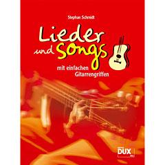 Dux Lieder & Songs mit einfachen Gitarrengriffen « Cancionero