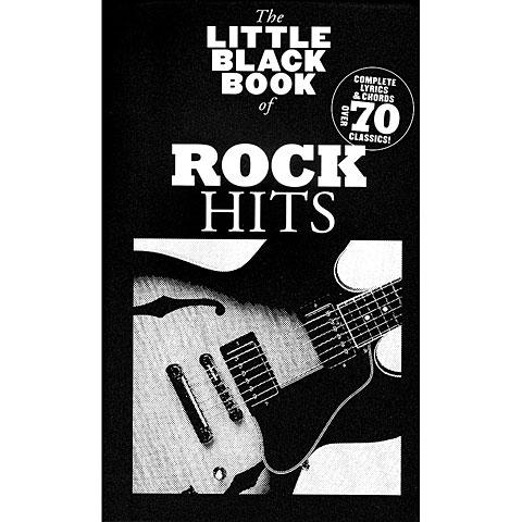 Cancionero Music Sales The Little Black Book of Rock Hits