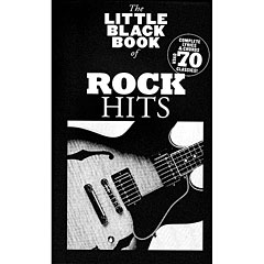 Music Sales The Little Black Book of Rock Hits « Recueil de morceaux