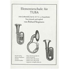 Richard Stegmann Musikverlag Elementarschule für Tuba « Instructional Book