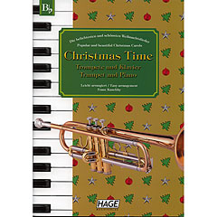 Hage Christmas Time « Music Notes
