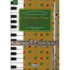 Hage Christmas Time « Bladmuziek