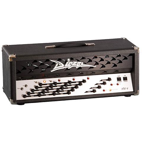 Обзор гитарного усилителя Diezel VH4
