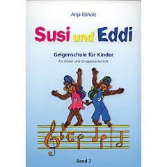 Heinrichshofen Susi & Eddi Geigenschule für Kinder Bd.3 « Instructional Book