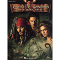 Songbook Hal Leonard Pirates of the Caribbean 2