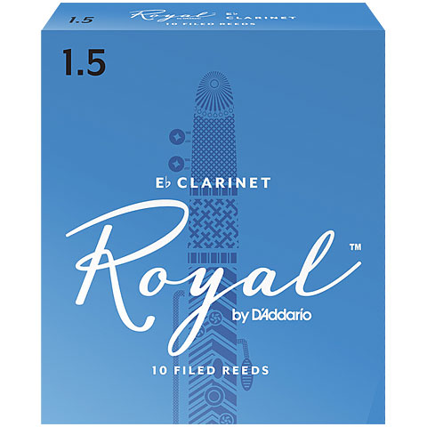 D'Addario Royal Eb-Clarinet 1,5