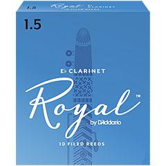 D'Addario Royal Boehm Eb-Clarinet 1,5 « Anches