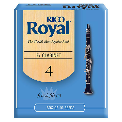 Rico Royal Es-Klar. 4,0
