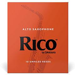 D'Addario Rico Alto Sax 1,5 « Blätter