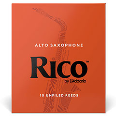 D'Addario Rico Alto Sax 2,5 « Blätter